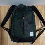 Converse Bags   New Converse Travel School Gym Bag Classic Camo   Color: Black/Green   Size: Os