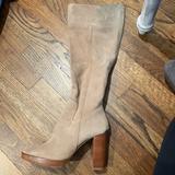 Michael Kors Shoes   Below Knee Tan Suede Boots!   Color: Tan   Size: 7