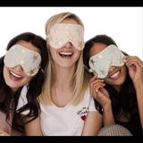 Free People Accessories | Free People X Understated Starry Eye Cooling Mask | Color: Green | Size: Os