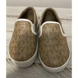 Michael Kors Shoes   Michael Kors Girl Toddler Shoes Size 7 Loafer   Color: Brown/Cream   Size: 7bb