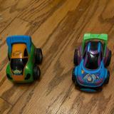 Disney Toys | Disney Small Car Toy Story Buzz & Aliens | Color: Blue/Green | Size: Osb