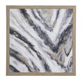 Siena Framed Canvas Wall Art - Yosemite Home Décor 3230031