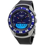 Sailing Touch Analog-digital Watch 00 - Blue - Tissot Watches