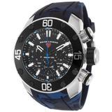 Lionpulse Chronograph Watch 10617sm-01-bls - Metallic - Swiss Legend Watches