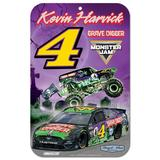 """""""WinCraft Kevin Harvick 11'' x 17'' Grave Digger Reserved Parking Sign"""""""