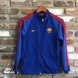 Nike Jackets & Coats | Nike Fcb Barcelona Youth Soccer Jacket Xl | Color: Blue/Red | Size: Xlb