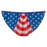 Arlmont & Co. Stak Polyester 19 x 39 in. Bunting in Blue/Pink, Size 19.0 H x 38.5 W in | Wayfair 1D1137EE16BC46B4A7B012A5DD8FCF6F