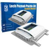 """""""Lech Poznan Stadium 3D Puzzle"""""""