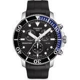 Seastar Chronograph - Black - Tissot Watches