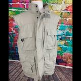 Columbia Other | Columbia Fishing Vest Size Large Titanium | Color: Tan | Size: Large