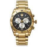 Black Sport Series Chronograph - Metallic - Movado Watches