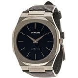 Ultra Thin 40mm - Black - D1 Milano Watches
