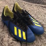 Adidas Shoes | Adidas Soccer Cleats Size 5 For Youth (Big Kids). | Color: Black/Blue | Size: 5b