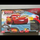 Disney Toys | Euc Disney Pixar Carrera First Cars 3 Racing | Color: Red | Size: Os