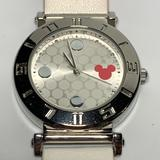 Disney Accessories   Disney Mickey Mouse Watch With Reversible Band   Color: Pink/White   Size: Os