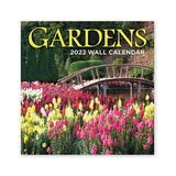 Turner Licensing Calendars MULTI - 'Gardens' Jan-Dec 2022 Calendar