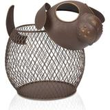 tarye K-Cup Countertop Sculpture Holder For Keurig K-Cup Coffee Pods, Tea Bags, Creamers (Dog (25 K-Cups), Size 9.5 H x 9.5 W x 8.0 D in | Wayfair