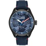 Marvel Heroes Blue Dial Watch -04w - Blue - Citizen Watches