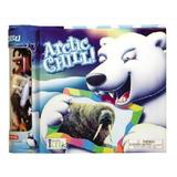 Groovy Tube Books: Arctic Chill! (Fact Book, Game Board and Collectible Figurines