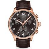Chrono Xl Classic Chronograph - Black - Tissot Watches