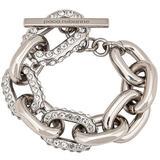 Xl Link Bracelet - Metallic - Paco Rabanne Bracelets