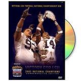 LSU Tigers 2003 Sugar Bowl Champions DVD