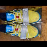Nike Shoes | Nike | Color: Blue/Yellow | Size: 6.5b