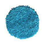"""Bella Premium Jersey Shaggy Round Area Rug by Home Weavers Inc in Turquoise (Size 60"""" ROUND)"""