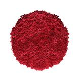 """Bella Premium Jersey Shaggy Round Area Rug by Home Weavers Inc in Red (Size 60"""" ROUND)"""