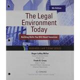 Bundle: The Legal Environment Today, Loose-leaf Version, 9th + MindTap 1 term Printed Access Card