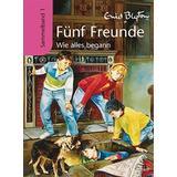 Funf Freunde. Sammelband 01