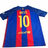 Nike Shirts & Tops | Kids Youth Soccer Futbol Jersey Nike Fcb Beko Fcb | Color: Blue/Red | Size: Xlb