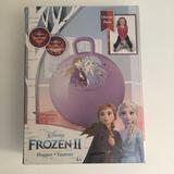 Disney Toys   Disney Frozen Ii Hopper Ball. New   Color: Purple   Size: Osg
