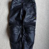 Polo By Ralph Lauren Other   Leather Touring Motorcycle Pants   Color: Black   Size: Euro 50us 40