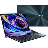 """ASUS 15.6"""" ZenBook Pro Duo 15 OLED Multi-Touch Laptop (Celestial Blue) UX582LR-XS77T"""