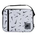 Nike Fuel Pack Molded Lunch Bag, White