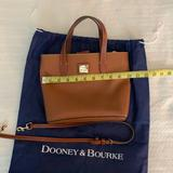 Dooney & Bourke Bags | Dooney & Bourke Small Tote With Crossbody Strap | Color: Brown | Size: 10 X 8 Not Including Straps