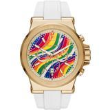 Wrist Watch - White - Michael Kors Watches