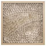 Intricacy I 3D Framed Wall Art - Yosemite Home Décor 3230064