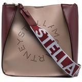 Small Stella Logo Shoulder Bag - Natural - Stella McCartney Shoulder Bags