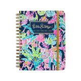 Lilly Pulitzer Seen And Herd 17 Month Large Agenda - Seen and Herd