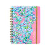 Lilly Pulitzer Off The Scales 17 Month Jumbo Agenda- Off the Scales