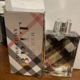 Burberry Other | Burberry Brit By Burberry Women Edp Spray 3.4 Oz | Color: Brown/Tan | Size: 3.4 Oz