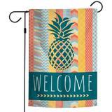 Wincraft Pineapple Welcome Garden Flag