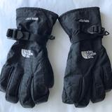 The North Face Accessories   New The North Face Men'S Gore-Tex Gloves M Moyen   Color: Black   Size: M
