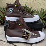 Converse Shoes | Converse Ctas Lugged Winter Hi Boots-Platforms Wmn | Color: Brown/White | Size: Various