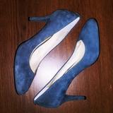 Michael Kors Shoes | Like New Michael Kors Mk Flex Pump | Color: Blue | Size: 10