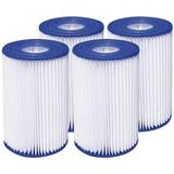 Ochine Lightweight Filter Element Of Swimming Pool Accessories,Type A/C Pack Of 4 in White, Size 7.87 H x 3.9 W x 3.9 D in   Wayfair WYKXN1448A