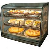 SandenVendo Combo Serve Hot Food Display (Wide Shelf) in Gray, Size 27.6 H x 35.3 W x 19.7 D in | Wayfair HFDC00005