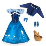 Disney Toys | Ariel Classic Doll Accessory Pack | Color: Blue/Tan | Size: Osg